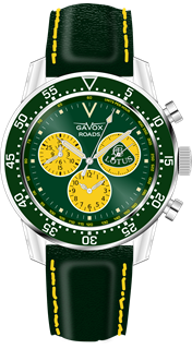 Gavox Lotus Green Yellow 1.5
